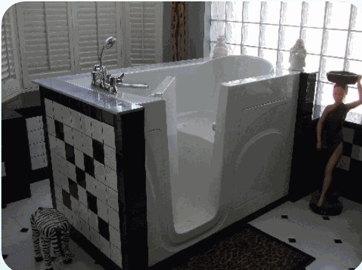 Walk in Tub Installation
